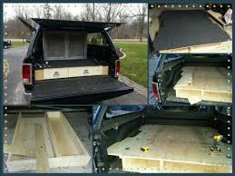 storage bench best 25 truck bed drawers ideas on pinterest diy