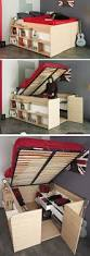 Small Bedroom Storage Ideas 267 Best Clever Ideas For Awkward Spaces Images On Pinterest