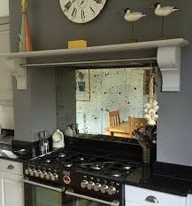 mirror backsplash in kitchen best 25 mirror splashback ideas on kitchen splashback