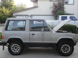 1988 mitsubishi montero mitsubishi pinterest cars
