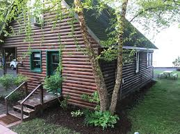 cabin 2 three pines lodging u0026 marina homeaway north bay
