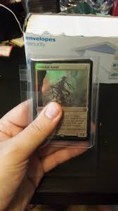 Which Side Of The Envelope Does The Stamp Go On Grinder Finance U2013 How To Ship A Magic Card Blog Mtgprice Com