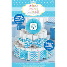 blue baby shower decorations it s a boy blue baby shower cake decorating kit general