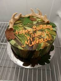 best 25 hunting cakes ideas on pinterest hunting birthday cakes