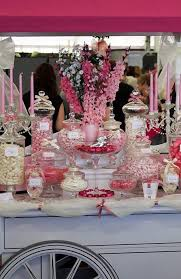 Pink Wedding Candy Buffet by 80 Best Wedding Candy Buffet Images On Pinterest Wedding Candy