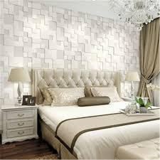 Modern Simple Living Room Interior by 10m Modern Simple 3d Mosaic Living Room Non Woven Wallpaper Home