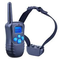 300 meter to feet kupet rechargeable waterproof remote control dog training collar