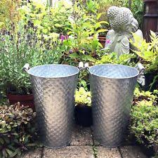 tall planter pots window boxes baskets ebay