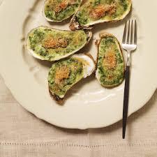 cuisiner les huitres huîtres gratinées ricardo