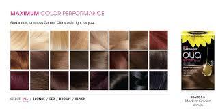 Golden Color Shades Garnier Olia Hair Color Shades Medium Hair Styles Ideas 49703