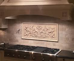 murals for kitchen backsplash 16 best relief tile murals for your kitchen backsplash images on