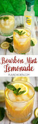 bourbon mint lemonade mint lemonade summer bbq and bourbon