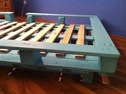 Pallet Platform Bed Astonishing Design Ideas Of Diy Platform Beds Home Furniture