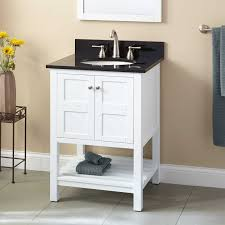 White Vanity Cabinets For Bathrooms 24