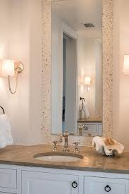 Mosaic Bathroom Mirrors by Tiles Around Bathroom Mirror Design Ideas