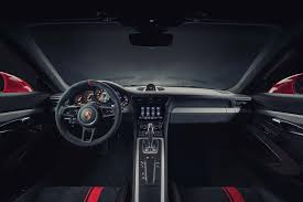 porsche carrera interior 2018 porsche 911 gt3 specs exterior interior release date and