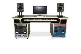 Recording Studio Desk For Sale by Quality Studio Desks Workstations And Rack Cabinets