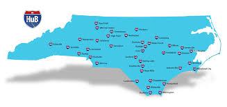 Raleigh Nc Map Dmvhub U2013 Your Highway To Digital Advertising