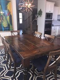 Black Wood Dining Room Table The 25 Best Dark Wood Dining Table Ideas On Pinterest Dark
