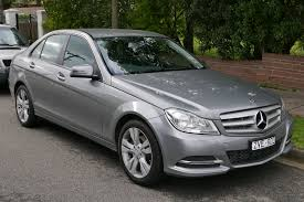Mercedes Benz Sedan 2015 File 2013 Mercedes Benz C 200 W 204 Sedan 2015 07 03 01 Jpg