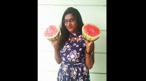 bare breast after kerala professor s watermelon remarks women launch bare