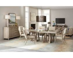 hooker dining room table hooker furniture affinity formal dining room group baer s