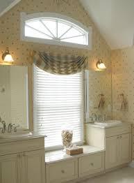 bathroom window treatments ideas bathroom window shades ideas window blinds