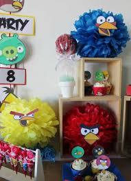 diy angry birds birthday ideas pink lover