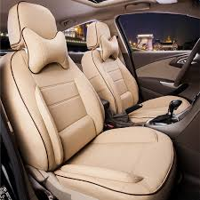 Accessories For Cars Interior Cartailor Cover Seat Artificial Leather For Chevrolet Trailblazer