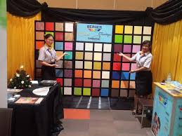 welcome to the berger paints booth u2013 sokoniadvertiser