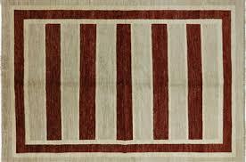 Maroon Rug Stripe Area Rugs Manhattan Rugs
