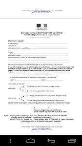 transcription mariage nantes la demande de transcription photos du forum saroura