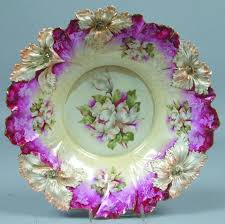 rs prussia bowl roses 120 best china rs prussia glass images on prussia