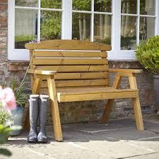 tom chambers classic garden bench small garden mall