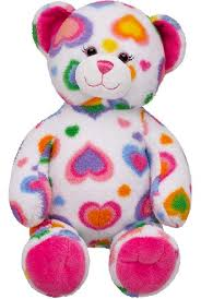 build a teddy build a recalls colorful hearts teddy for choking