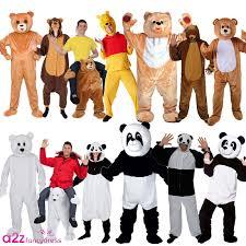 bear brown grizzly polar wild animal panda zoo mascot fancy