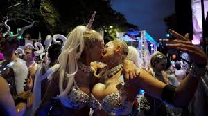 mardi gras glitter and at sydney s and mardi gras news