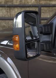 Ford F250 Truck Mirrors - 2011 ford f 250 super duty vs 2010 ram 2500 hd comparison truck
