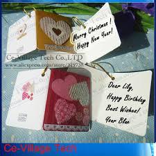 cheap cards aliexpress buy free shipping 40pcs wedding wishing tree