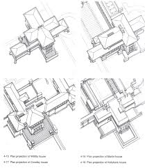 Willits House Fractal Design In Frank Lloyd Wright U0027s Homes