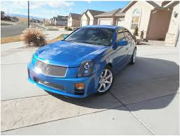 cadillac cts custom paint prob gonna paint the v gloss black again or matte black