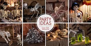Halloween Skull Decorations Ideas52 Spooky House Decor For Halloween Halloween Skeleton