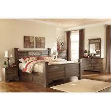 queen sleigh bed 5 pc bedroom package