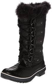 sorel tofino womens boots sale amazon com sorel tofino glitter boot s black size 6 0