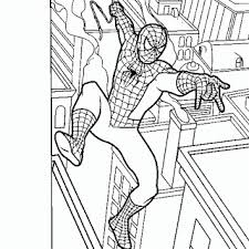 spongebob coloring sheets sheets draw spiderman drawings
