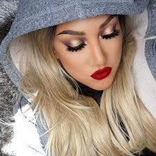 weekend makeup courses best 25 maquillaje labios rojos ideas on labios rojos