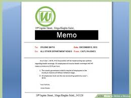 How To Make A Resume A Step By Step Guide 30 Examples by How To Write A Memo With Pictures Wikihow