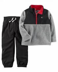 Preferidos Conjunto Carters Menino - duas peças: calça + casaco GE9025  &MR37