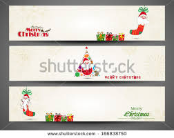 merry greeting card snowman stock vector