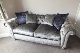Chesterfield Sofa In Fabric by Chesterfield Classic Design Sofas Nottingham The Designer Sofa